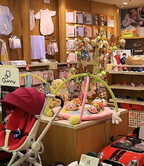 母婴用品店收银管理系统